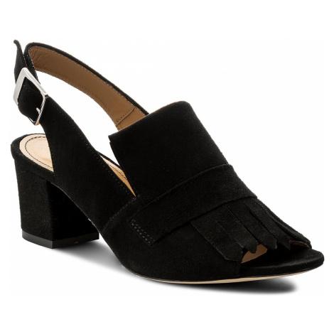 Sandały KAZAR - Onida 32359-02-00 Black
