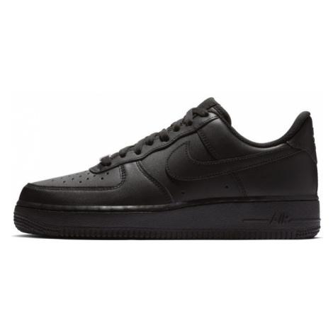 Buty damskie Nike Air Force 1'07 - Czerń