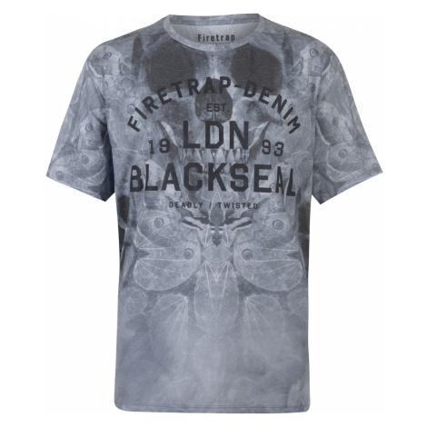 Firetrap Blackseal XL Death Moth T Shirt
