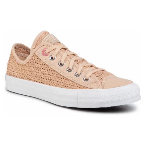 Tenisówki CONVERSE - Ctas Ox 567657C Shimmer/Madder Pink/White