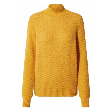 Y.A.S Sweter 'Betricia' żółty