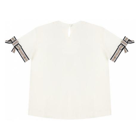 Primigi Komplet t-shirt i spodenki Party Chic 45191511 Kolorowy Regular Fit