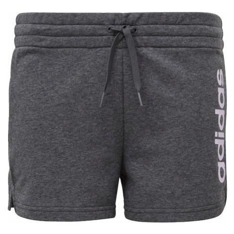 ADIDAS PERFORMANCE Spodnie sportowe szary