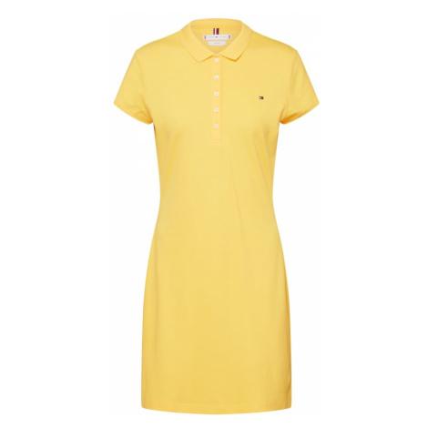 TOMMY HILFIGER Sukienka żółty