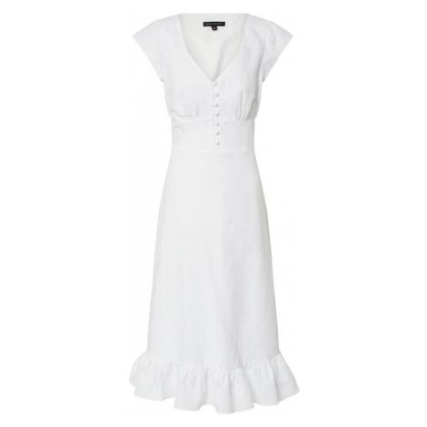 Banana Republic Letnia sukienka biały