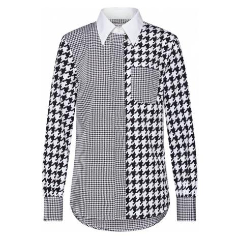 TOMMY HILFIGER Bluzka czarny / biały