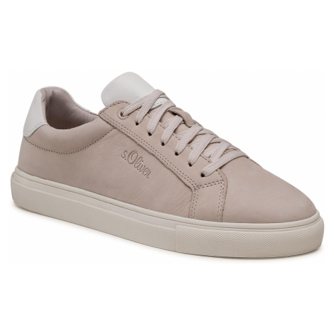 Sneakersy S.OLIVER - 5-13632-26 Taupe 341