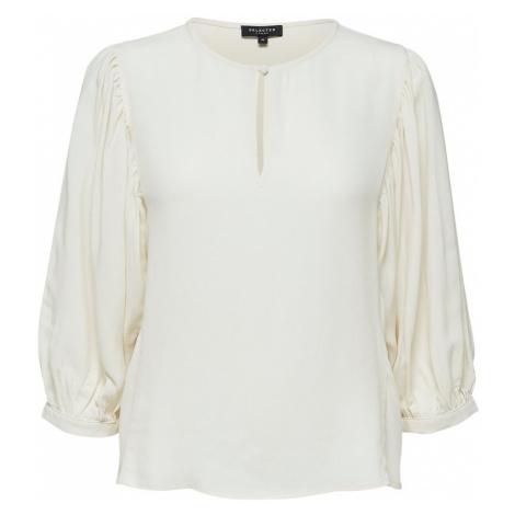 SELECTED FEMME Bluzka biały