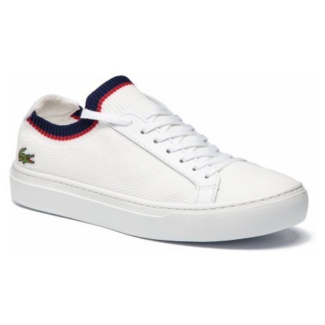 Sneakersy LACOSTE - La Piquee 199 1 Cma 7-37CMA0038407 Wht/Nvy/Red