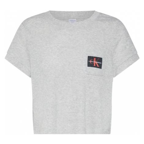 Calvin Klein Underwear Koszulka do spania jasnoszary