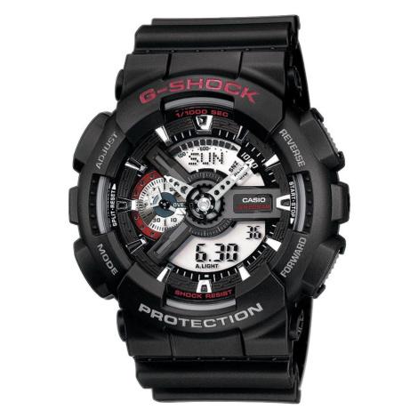 Zegarek G-SHOCK - GA-110-1AER Black/Black Casio