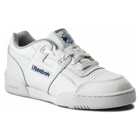 Buty Reebok - Workout Plus CN1826 White/Steel/Royal