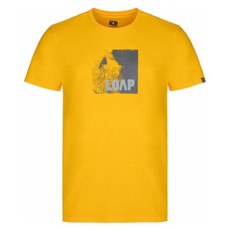Loap Alien Yellow T-Shirt męski