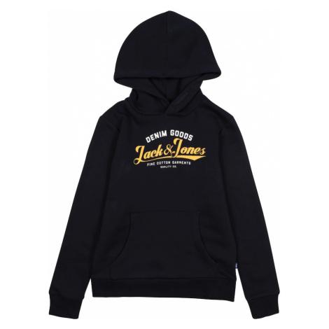 Jack & Jones Junior Bluza żółty / czarny