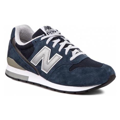 Sneakersy NEW BALANCE - MRL996AN Niebieski