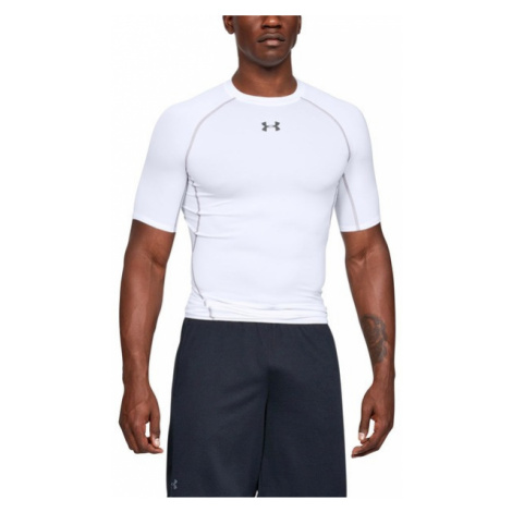 UA HG ARMOUR SS-WHT Under Armour