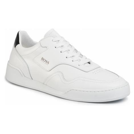 Sneakersy BOSS - Jodie Low Cut-C 50429802 10217184 01 Open White 122 Hugo Boss