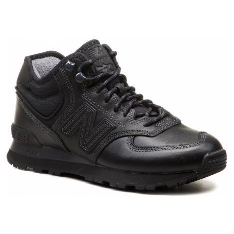 Sneakersy NEW BALANCE - MH574OAC Czarny