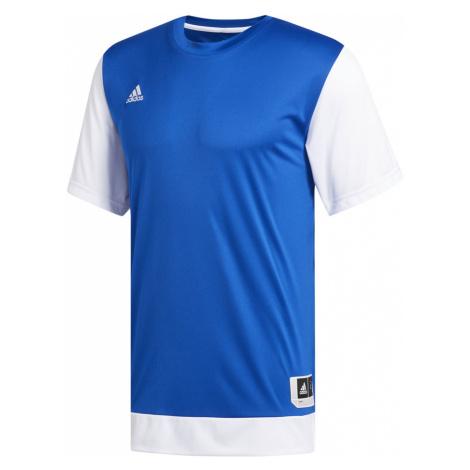 """Koszulka adidas Crazy Explosive Shooter Tee """"Blue"""" (BQ7789)"""