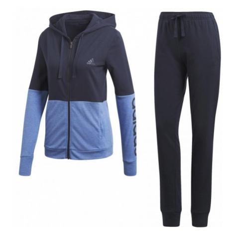 adidas WTS CO MARKER niebieski XS - Dres damski