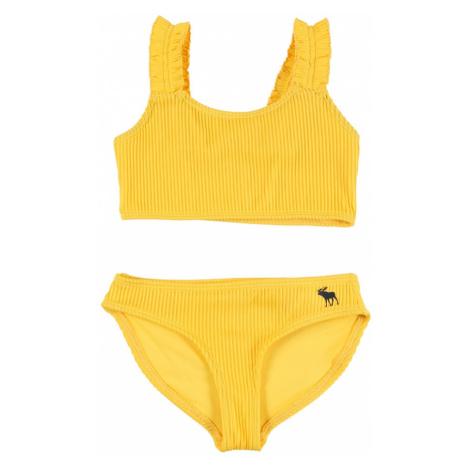 Abercrombie & Fitch Zestaw do prania żółty