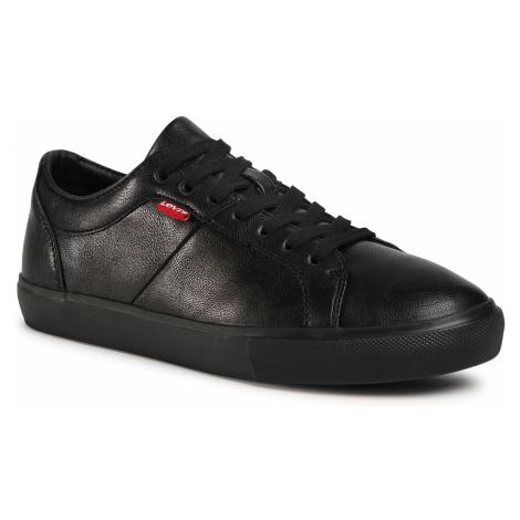 Sneakersy LEVI'S® - Woodward 231571-1794-60 Brilliant Black Levi´s