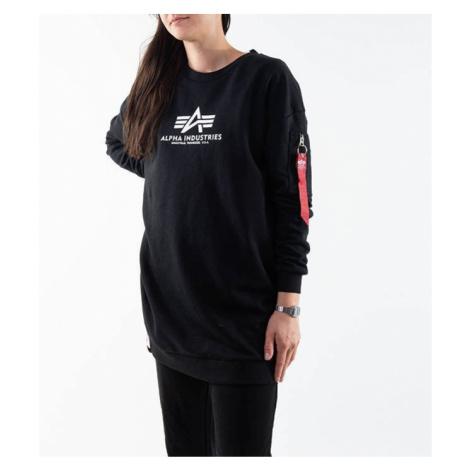 Bluza damska Alpha Industries Basic Long Sweater Os Wmn 128053 03