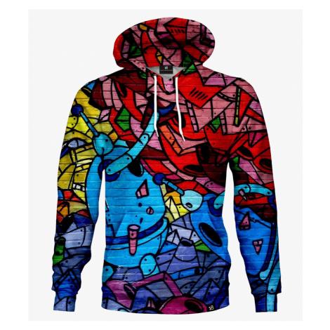 Martian Graffiti hoodie