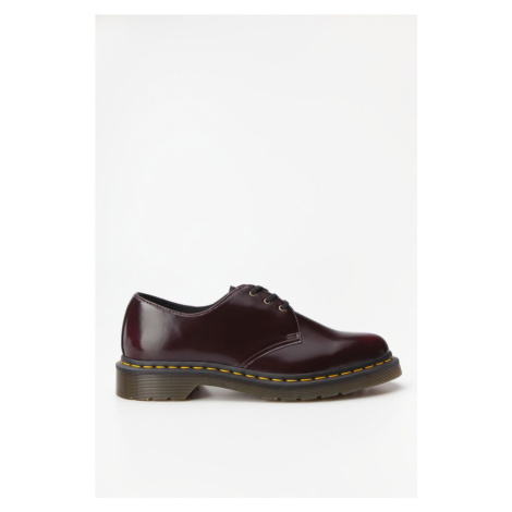 Buty Dr. martens Vegan 1461 Oxford Brush Cherry Red Cherry Red Dr Martens