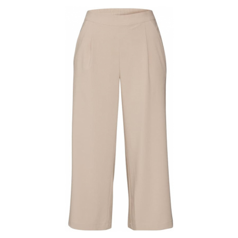 ONLY Spodnie 'ONLCAISA' beżowy
