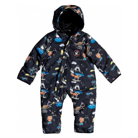 kombinezon Quiksilver Baby Suit - KVM6/Black Snow Party