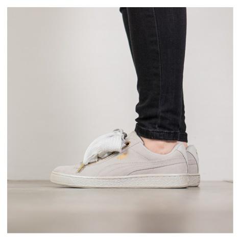 Sneakersy PUMA Careaux Basket 362712 02 Whisper White