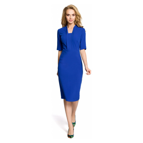 Made Of Emotion Woman's Dress M310 Royal