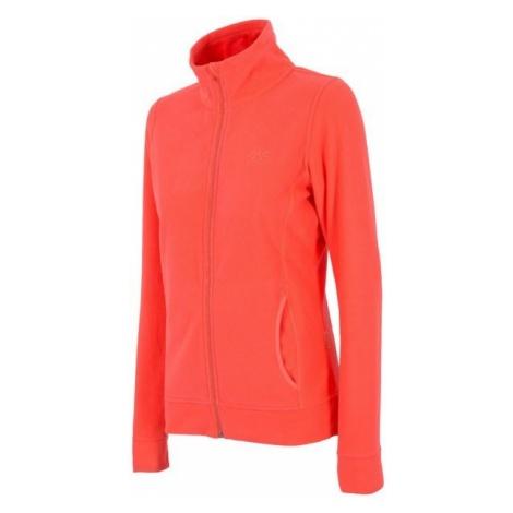 4F damska bluza H4Z17 PLD001 koralowy
