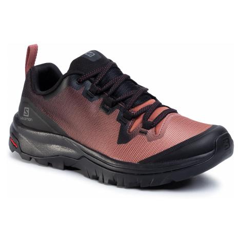 Trekkingi SALOMON - Vaya 409823 22 V0 Black/Cedar Wood/Black