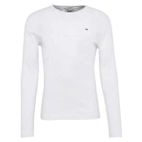 Tommy Jeans Koszulka 'TJM ORIGINAL RIB' biały Tommy Hilfiger