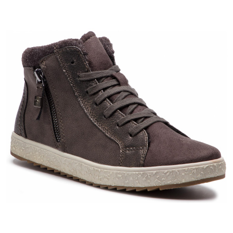 Sneakersy TOM TAILOR - 3790505 Szary