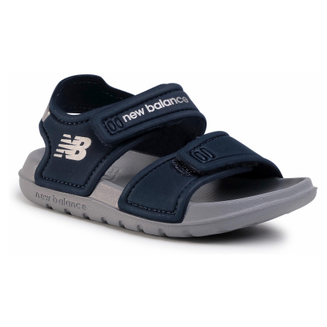 Sandały NEW BALANCE - IOSPSDNV Granatowy