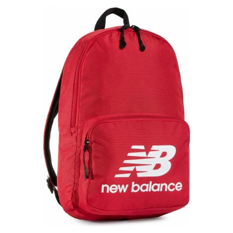 Plecak NEW BALANCE - NTBCBPK8 Czerwony