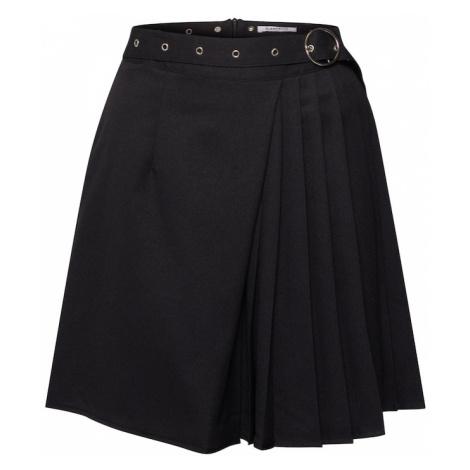 GLAMOROUS Spódnica czarny