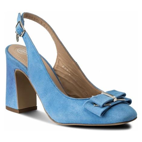Sandały SOLO FEMME - 20510-31-H20/000-05-00 Niebieski