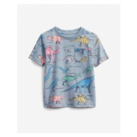 GAP Koszulka dziecięce Niebieski