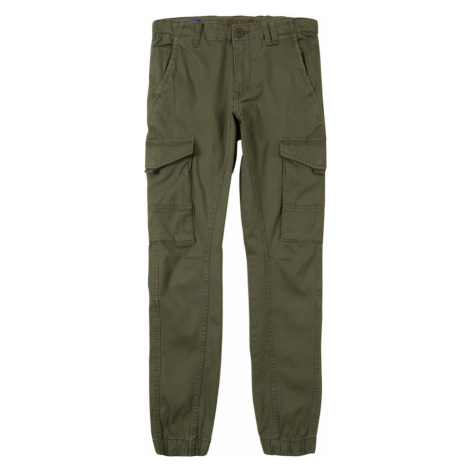 Jack & Jones Junior Spodnie 'Paul' khaki