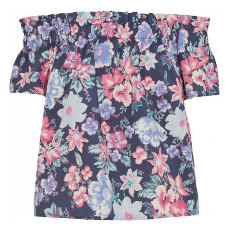 GAP Bluzka granatowy / mieszane kolory / różowy pudrowy