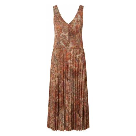 CINQUE Sukienka 'FALDA' różowy pudrowy / mieszane kolory