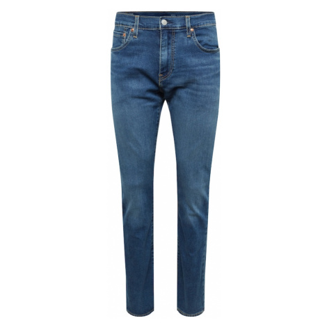 LEVI'S Jeansy '527™ SLIM BOOT CUT' niebieski denim Levi´s