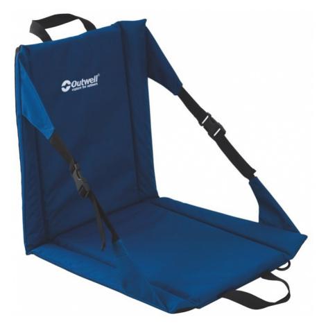 OUTWELL Krzesło FOLDING BEACH CHAIR-Niebieski