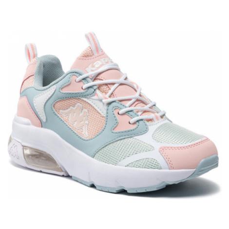 Kappa Sneakersy Yero 243003 Różowy