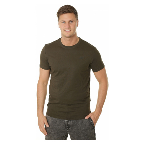 koszulka 4F H4L19-TSM002 - 43M/Khaki Melange