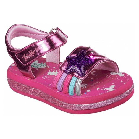 Skechers Twinkle Toes Sunnies Child Girls